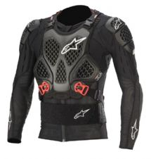 ALPINESTARS BIONIC TECH v2 PROTECTION JACKET BLACK/RED